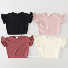 wing tee<br>4Color<br>『Bonbon boutique』<br>17SS<br>定価<s>2,000円</s><b>20%Off</b>