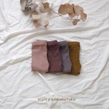autumn color leggings<br>4 Color<br>『marvi』<br>17FW