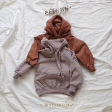 Hood Sweatshirt<br>2 Color<br>『Select』<br>17FW<br>定価<s>3,080円</s> <b>20%Off</b>