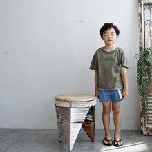 Greeny T-shirt<br>khaki<br>『O'ahu』<br>18SS<br>定価<s>1,500円</s><b>20%Off</b>