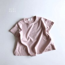 Thank you T<br>pink<br>『MINI ROBE』<br>18SS<br>定価<s>1,700円</s><b>20%Off</b>