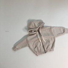 Hood zip up<br>3 Color<br>Jr_size<br>『marvi』<br>18FW