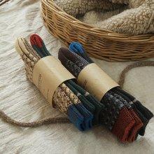 kasico socks set<br>2 Color Set<br>『SWEVEN』<br>18FW