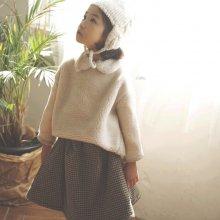 Boa collar T<br>Cream<br>『O'ahu』<br>18FW<br>定価<s>3,900円</s>