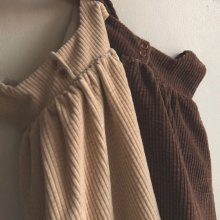 Mardi Corduroy OPS<br>2 color<br>『O'ahu』<br>18FW<br>定価<s>4,080円</s><b>10%Off</b>