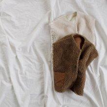 Reversible Boa Vest<br>2 color<br>18FW