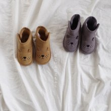Animal Boots<br>Gray/Camel<br>『Bimbo Bimba』<br>18FW