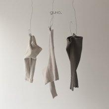 nuevo leggings<br>3 color<br>『guno・』<br><br>______Restock