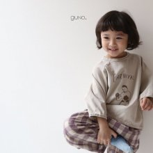boxing T<br>beige<br>『guno・』<br>19SS <br>定価<s>1,800円</s><br>__S