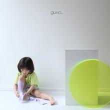 Haruki pocket T<br>neon green<br>『guno・』<br>19SS <br>定価<s>1,760円</s><br>XS/M/L/XL