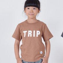 TRIP T<br>Light brown<br>『FOV』<br>19SS <br>定価<s>1,728円</s>