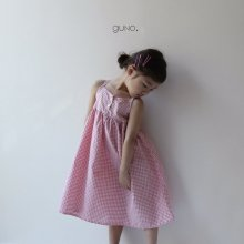 2 type ops<br>pink check<br>『guno・』<br>19SS <br>定価<s>4,080円</s>