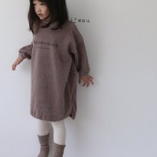 telephone ops <br>tone down violet<br>『 l'eau 』<br>19FW<br>定価<s>4,080円</s><br>XL