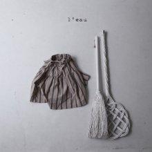 gus skirt<br>stripe<br>『 l'eau 』<br>19FW <br>定価<s>3,080円</s><br>XS/S/M/L