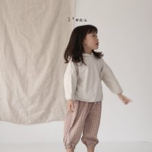 check pt <br>pink<br>『 l'eau 』<br>19FW 定価<s>3,080円</s><br>