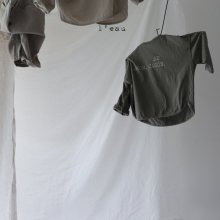 Amor T<br>khaki<br>『 l'eau 』<br>19FW 定価<s>1,900円</s><br>