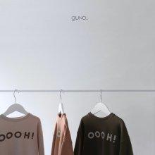 OOOH!T <br>light beige<br>『guno・』<br>19FW 定価<s>2,600円</s><br>L/XL