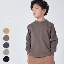 PLAIN  Sweatshirt<br>5 color<br>『FOV』<br>19FW <br>定価<s>2,090円</s>