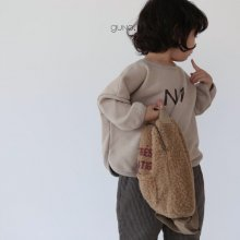 N1 T<br>light beige<br>『guno・』<br>19FW <br>定価<s>2,900円</s><br>S/XL