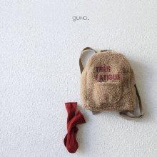 tres bag<br>dark beige<br>『guno・』<br>19FW