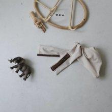 figure leggings<br>ivory<br>『 l'eau 』<br>19FW <br>定価<s>1,700円</s>