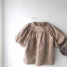 Snow flower dress<br>cream<br>『O'ahu』<br>19FW <br>定価<s>5,600円</s>
