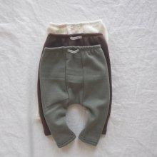 bebe warm leggings<br>3 color<br>『mini robe』<br>19FW <br>定価<s>980円</s>