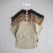 PlAIN T<br>5 color<br>『FOV』<br>20SS <br>定価<s>1,430円</s>