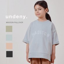 MADISON PULLOVER<br>4 color<br>『undeny.』<br>20SS <br>定価<s>2,640円</s>