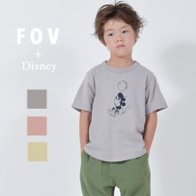 Balloon Mickey T<br>3 color<br>『FOV + Disney』<br>20SS<br>定価<s>2,200円</s>