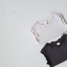 Rib sleeveless<br>2 color<br>『nunubiel』<br>20SS <br>定価<s>1,500円</s>
