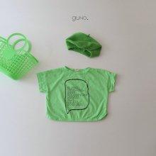speech bubble T<br>green<br>『guno・』<br>20SS