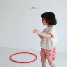 red pt <br>red check<br>『guno・』<br>20SS<br>定価<s>2,700円</s><br>S/XL