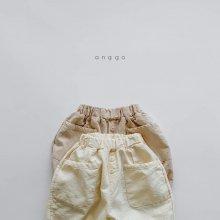 Vanilla Pants<br>2 color<br>『anggo』<br>20SS