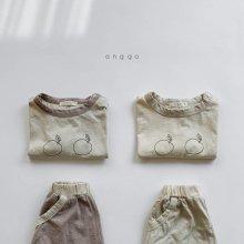 Momo set<br>2 color<br>『anggo』<br>20SS<br>定価<s>2,800円</s><br>beige /S