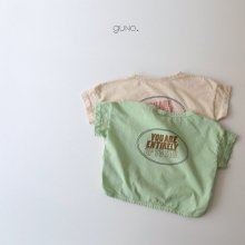 up to you T <br>light green<br>『guno・』<br>20SS<br>定価<s>2,000円</s> XS/M/XL