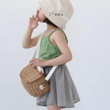parisian skirt pants<br>light brown<br>『l'eau』<br>20SS<br>定価<s>2,900円</s>S