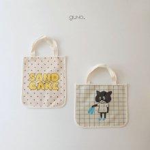 vintage beach bag <br>2 color<br>『guno・』<br>20SS __【ReSTOCK】