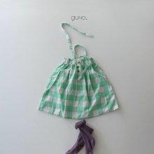 tao check skt<br>green<br>『guno・』<br>20SS<br>定価<s>3,060円</s>XS