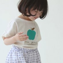 apple T<br>green<br>『guno・』<br>20SS <br>定価<s>2,000円</s>