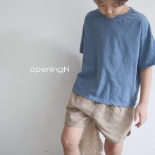 French short pants<br>beige、wine<br>『opening N』<br>20SS