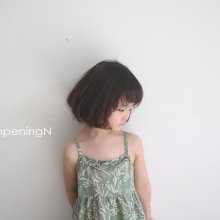 Lauren One Piece<br>khaki, cream<br>『opening N』<br>20SS <br>定価<s>4,300円</s><br>khaki/XS