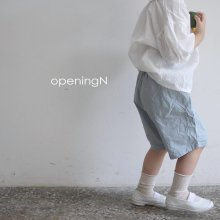YS pocket pants<br>beige, blue<br>『opening N』<br>20SS
