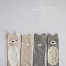 animal knee socks set<br>2 color 1set<br>20SS