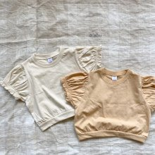 Lala Puff T<br>2 color<br>『O'ahu』<br>20SS<br>定価<s>1,800円</s>