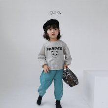 Panda T<br>black check<br>『guno・』<br>20FW 【STOCK】<br>定価<s>2,200円</s><br>S/M