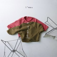 wet T<br>khaki<br>『l'eau』<br>20FW<br>定価<s>2,800円</s><br>