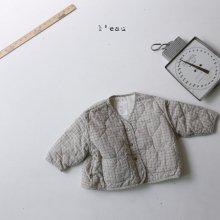 l'eau jacket <br>check<br>『l'eau』<br>20FW<br>定価<s>4,900円</s><br>S