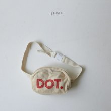 dot bag<br>『guno』<br>20FW【STOCK】