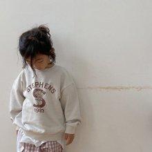 Suzy Sweatshirt<br>beige<br>『viviennelee』<br>20FW<br>定価<s>3,080円</s><br>